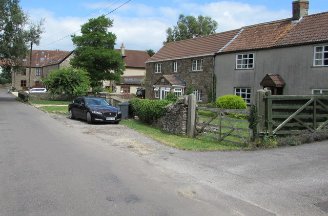 Nibley Lane houses, Nibley, South Gloucestershire