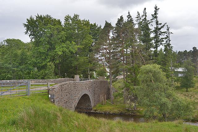 The old road bridge, Achnasheen