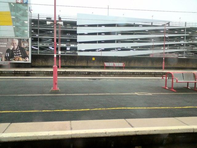 Birmingham International Airport Station