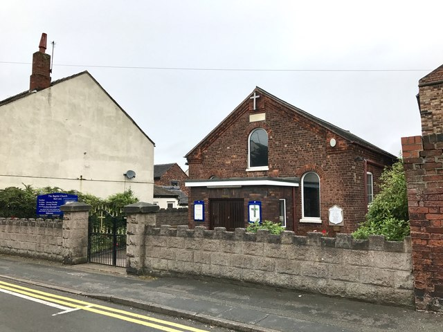 Butt Lane Baptist Church