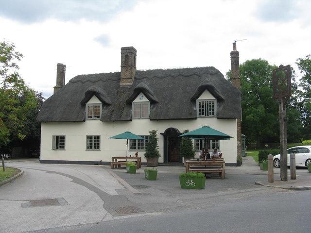 The Three Horseshoes, Madingley