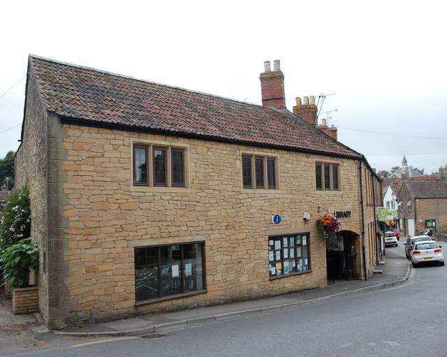 South Petherton Library...