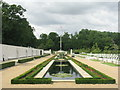 TL4059 : American Cemetery and Memorial by M J Richardson