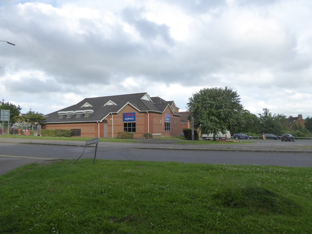 Tesco Express, Hilperton Road, Trowbridge