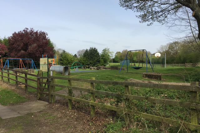 Playground, Chadwick End
