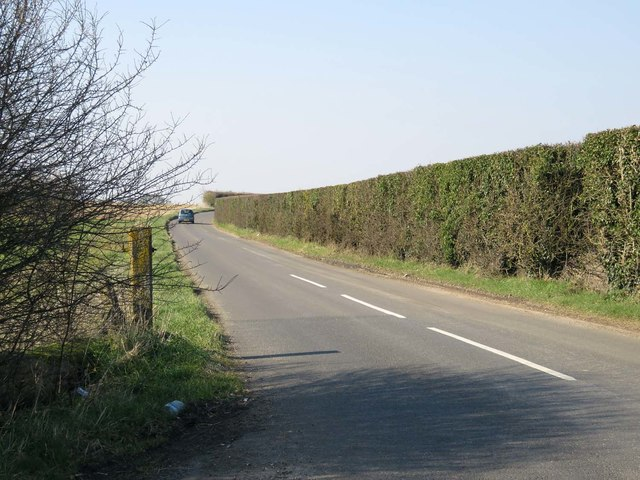 Winchester Road to Micheldever