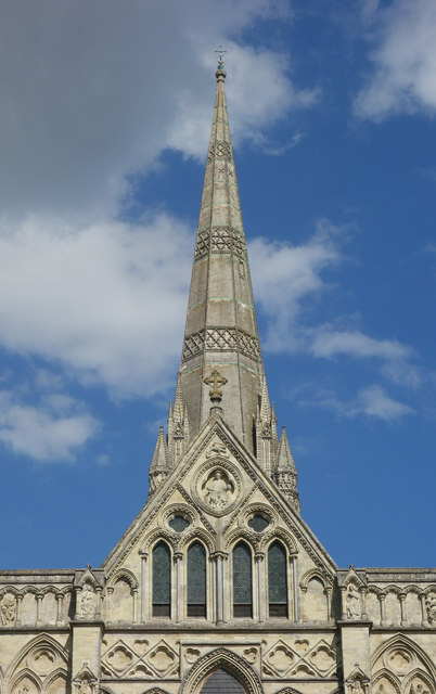 Spire, Salisbury Cathedral