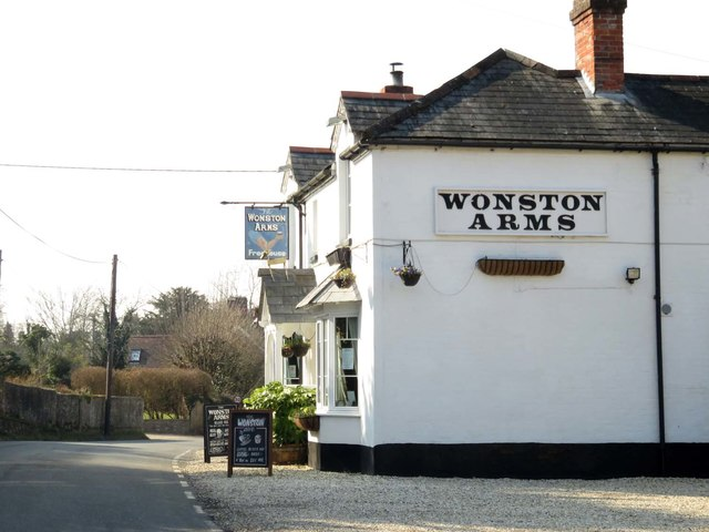 The Wonston Arms