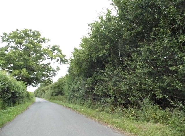 Unnamed road near Jockey End
