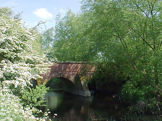 Bridge over the River Leam