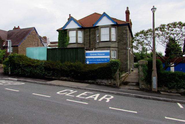 Grove House, Grove Road, Lydney