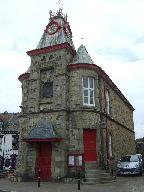 Marazion Town Hall