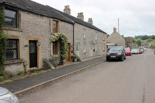 Houses in Chapel Street
