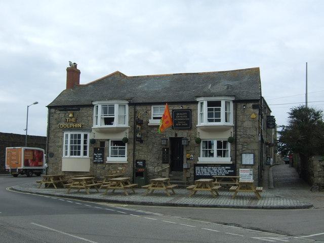 The Dolphin Tavern, Penzance