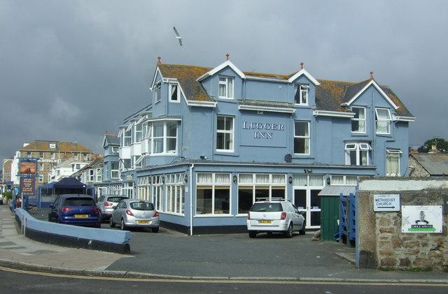 The Lugger Inn, Penzance