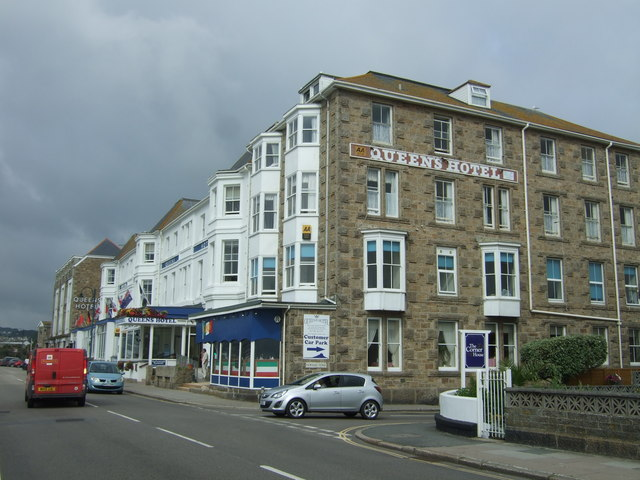 The Queens Hotel, Penzance