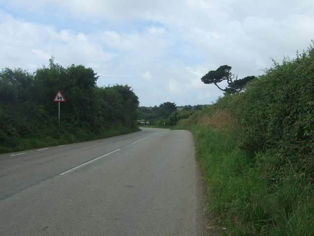 B3315 towards Sheffield