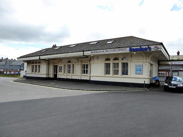 Dorchester West station