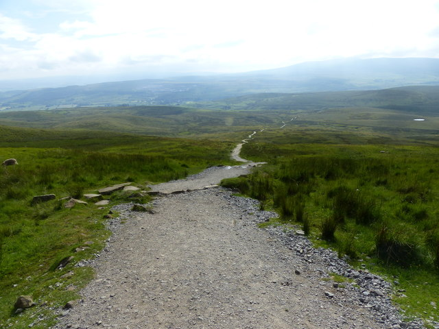 The Pennine Way to Horton in Ribblesdale