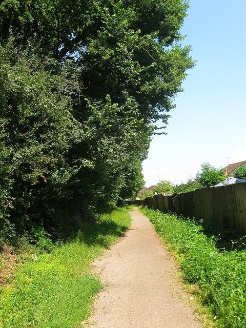 Public Footpath, Henfield
