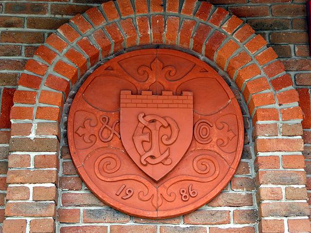 Eldridge Pope Brewery plaque
