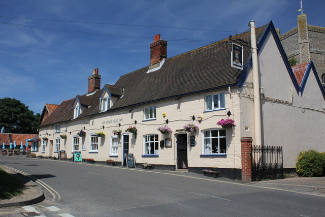 The Kings Head, Front Street, Orford