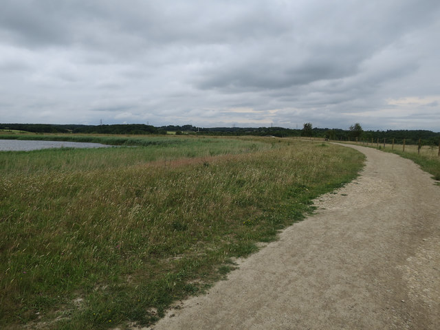 Coal Tips Trail, Fairburn Ings