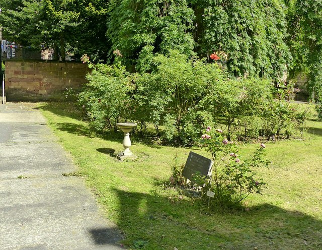 Babington Hospital, Diana, Princess of Wales Rose Garden