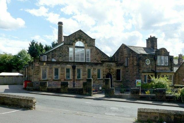 Herbert Strutt Baths, Gibfield Lane