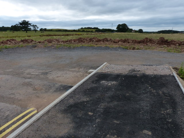 Site of the New Lubbesthorpe Strategic Employment Site