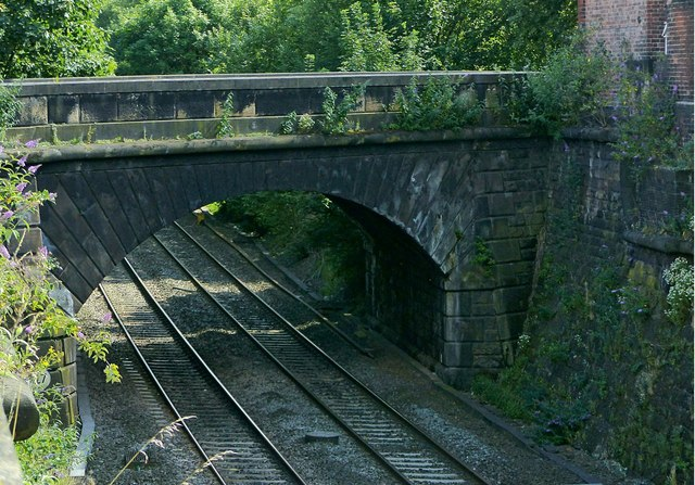 New Road railway bridge, Belper