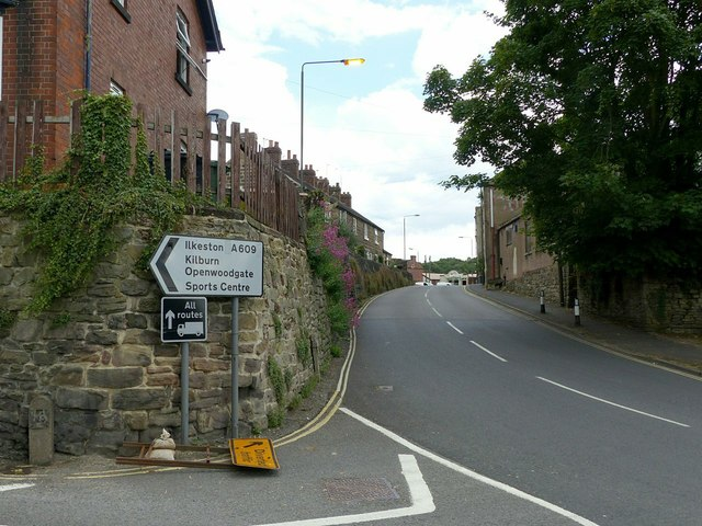 Lander Lane, Belper