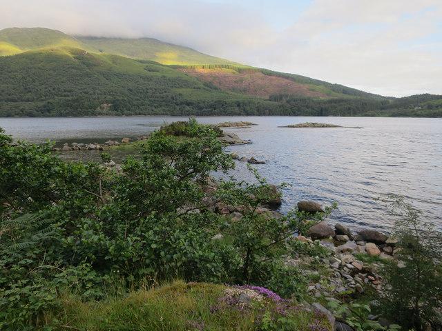 Sgeir Lag Choan, Loch Etive