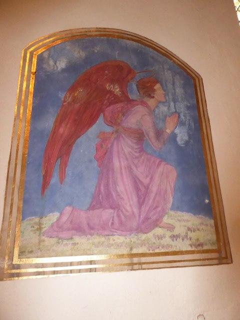 Inside St Mary Magdalene, Wartling (ii)