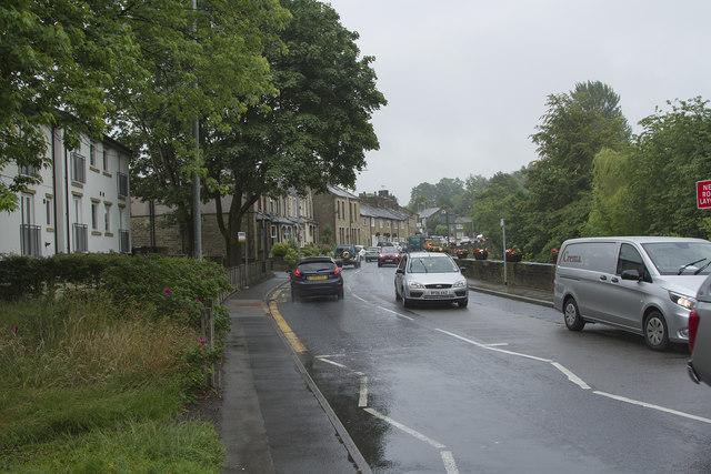 The Gisburn Road
