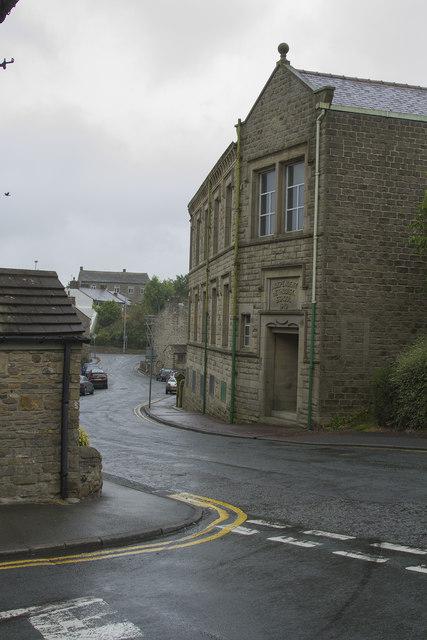 Independent Methodist Church Barnoldswick