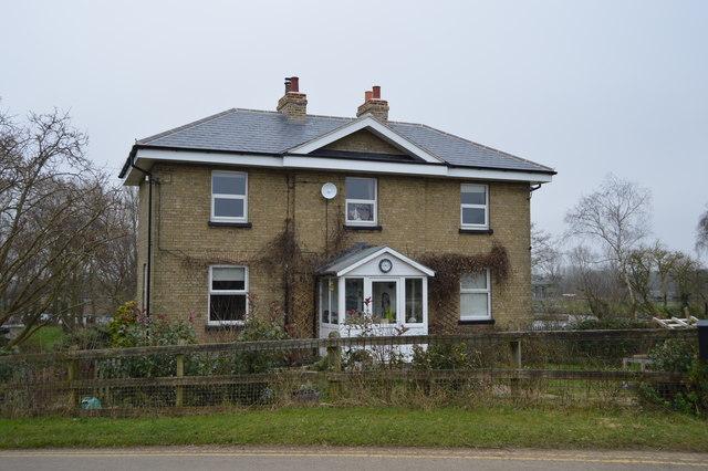 House on Sluice Rd