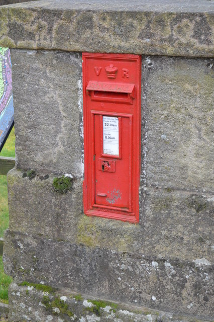 Victorian Postbox, Denver Sluice