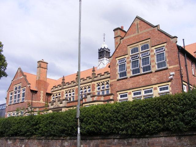 King Charles 1 School