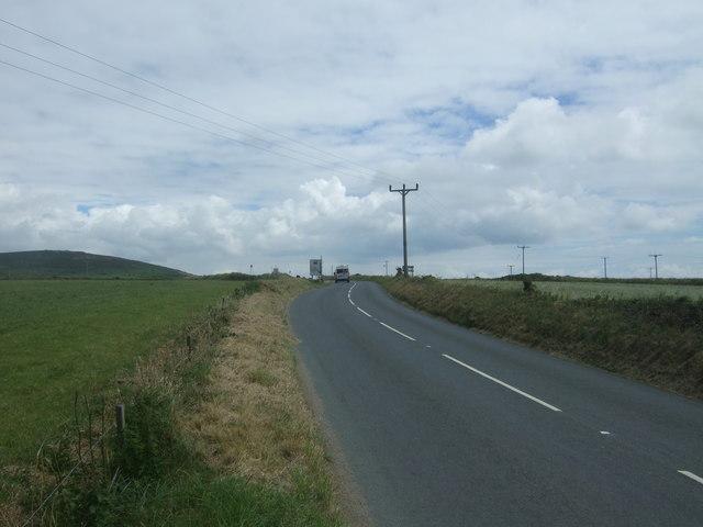 A30 towards Penzance