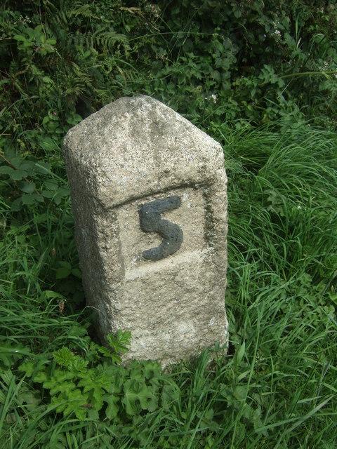 5 Miles to Penzance