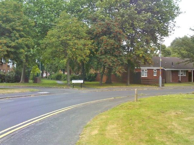 Hartshorn Street Scene