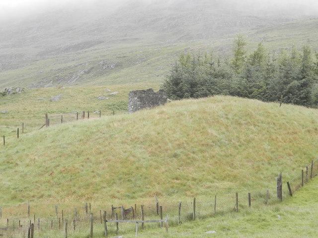 Site of Clova Castle