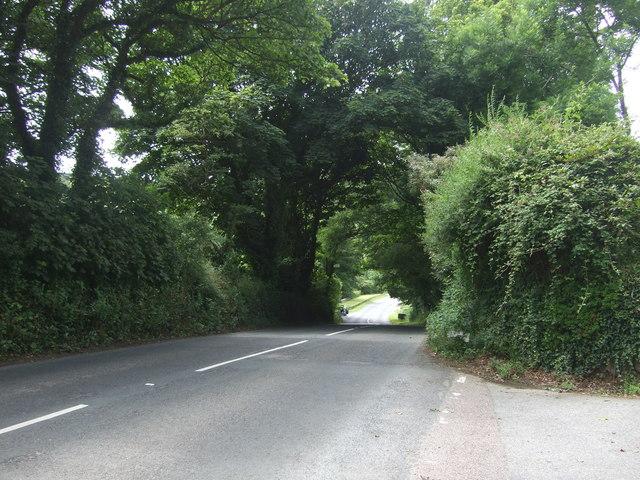 A30 towards Land's End