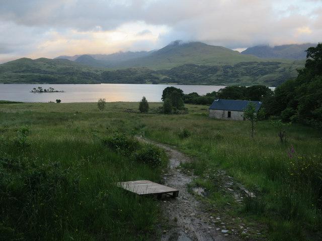 Cadderlie by Loch Etive