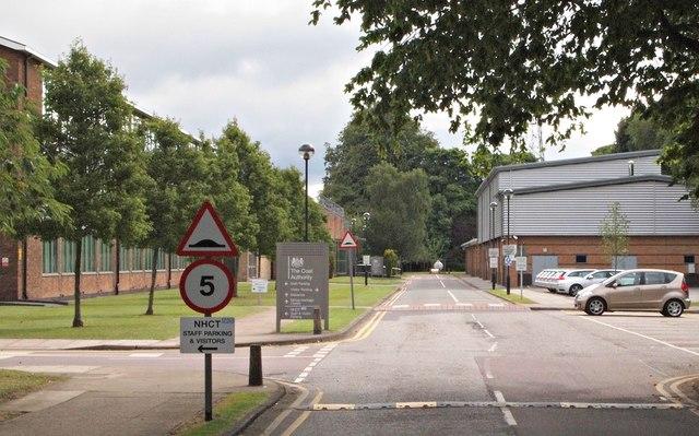 Coal Authority Site, Lichfield Lane, Mansfield, Notts