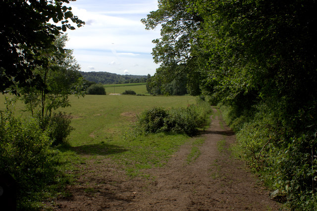 Mole Gap Trail near Updown Wood