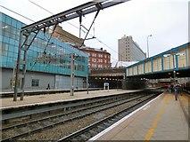 SP0686 : Birmingham New Street Station by Gerald England