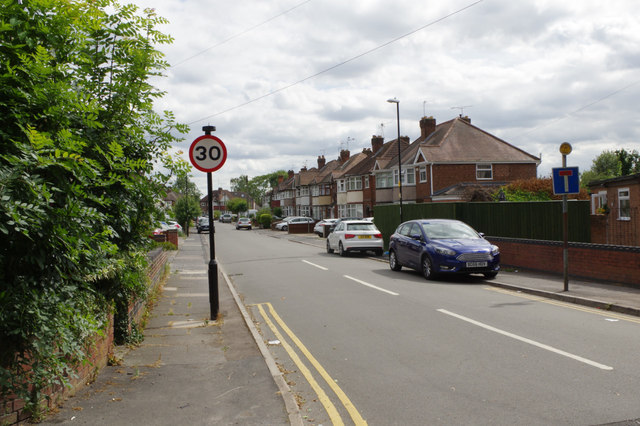 Hathaway Road, Tile Hill