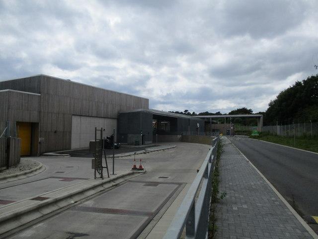 Bridport Waste Management/Recycling Centre